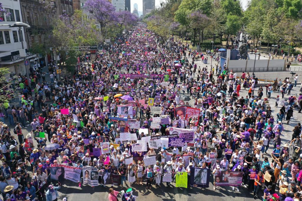 Las mujeres y el movimientoapartidista
