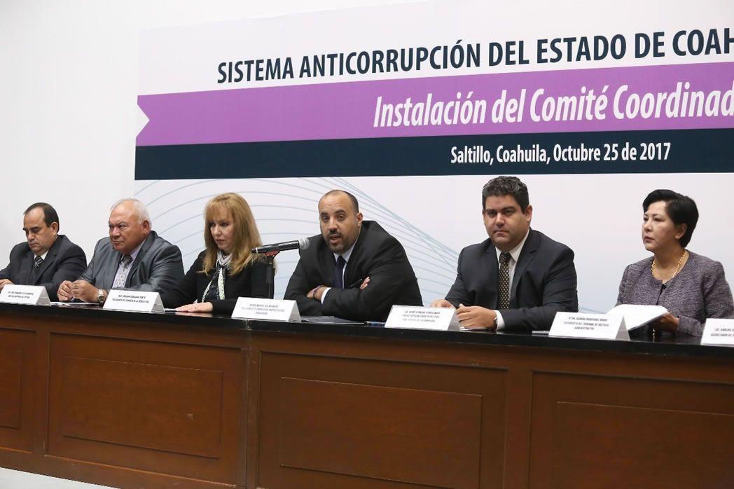 SEA Coahuila: Sin Secretario Técnico nivoluntad