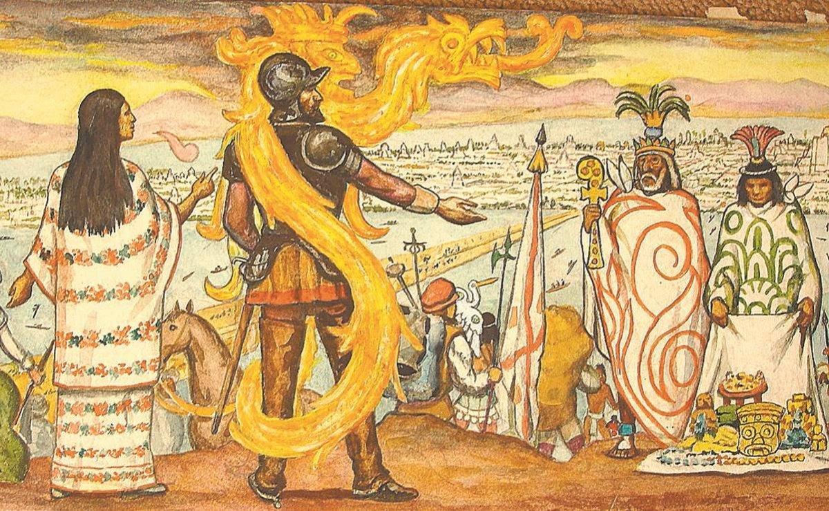 La navaja de Ockham en la historia de laconquista